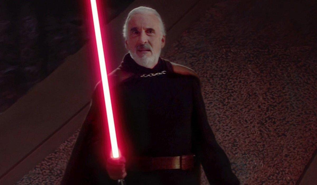 Count Dooku Star Wars