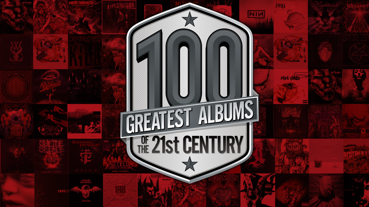 The 100 greatest metal albums of the 21st century