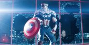 Anthony Mackie Knows Exactly How He Wants To Celebrate His New Role As Captain America