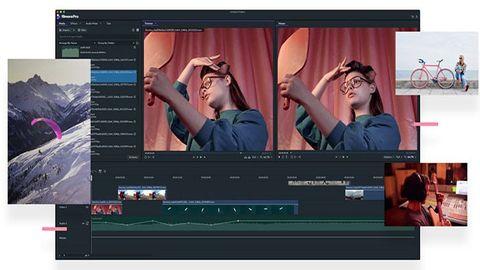 FilmoraPro makes professional video editing easy