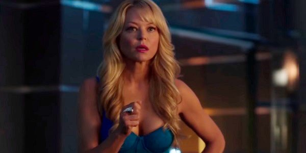 Donna Smoak Charlotte Ross Arrow The CW