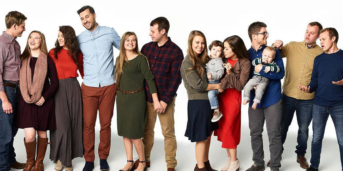 At Least One Counting On Star Is Wearing Shorts Now And That's A Big Deal For The Duggars