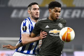 Manchester United and Real Sociedad face off again on Thursday