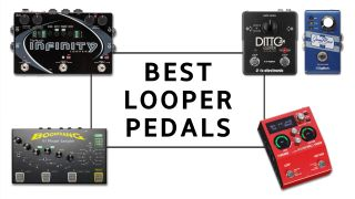 11 best looper pedals 2020: become a more creative live guitar player with a loop pedal