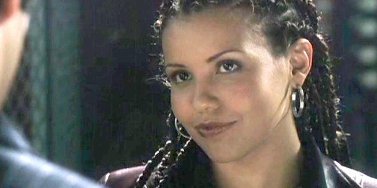 Justina Machado in Torque