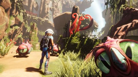 Journey To The Savage Planet Review Gamesradar