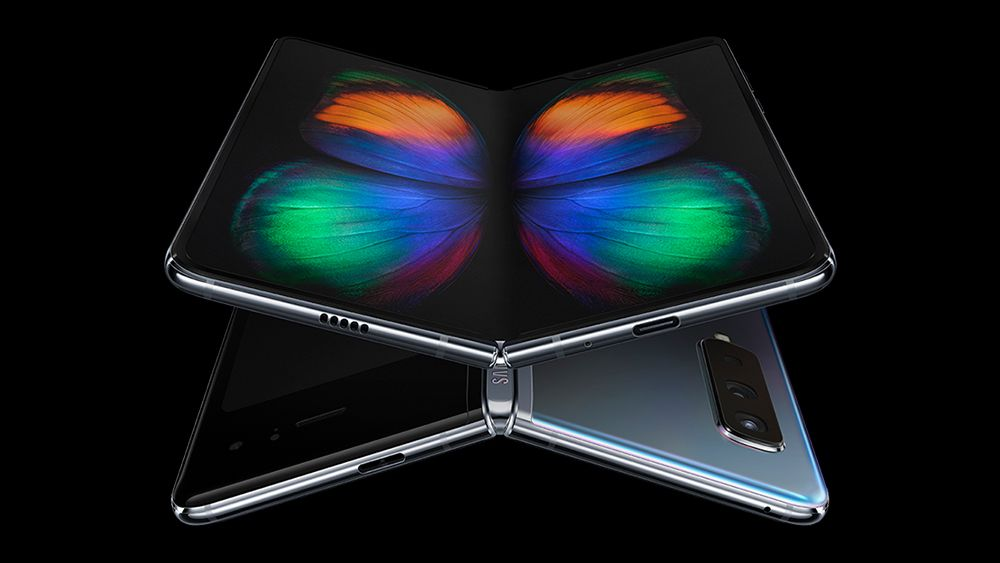 Leaked Samsung Galaxy Fold hands on video gives us another look at the crease