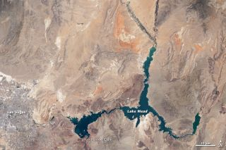 lake mead, drought, reservoir, hoover dam
