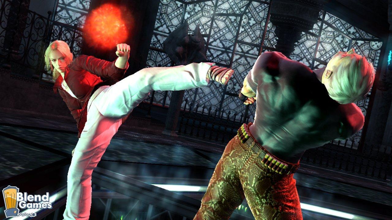 Tekken 6: When Foot-Meets-Face Screenshots #6571