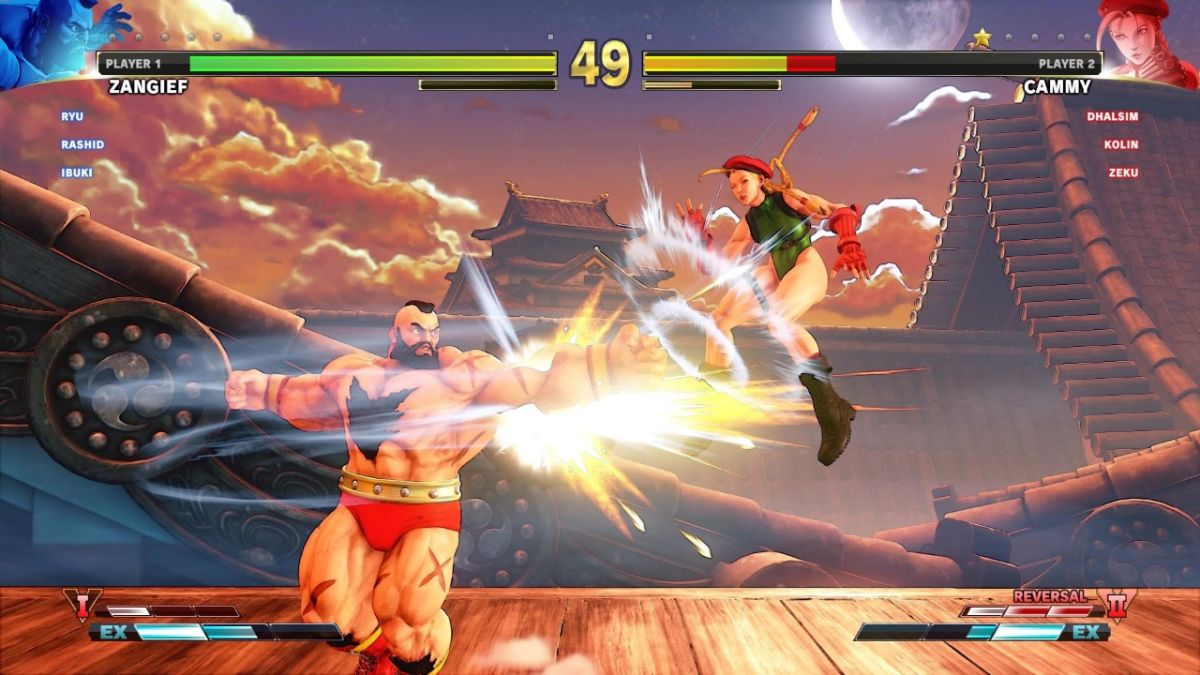 Street Fighter 5 Is Free To Play On Steam This Weekend Gamesradar