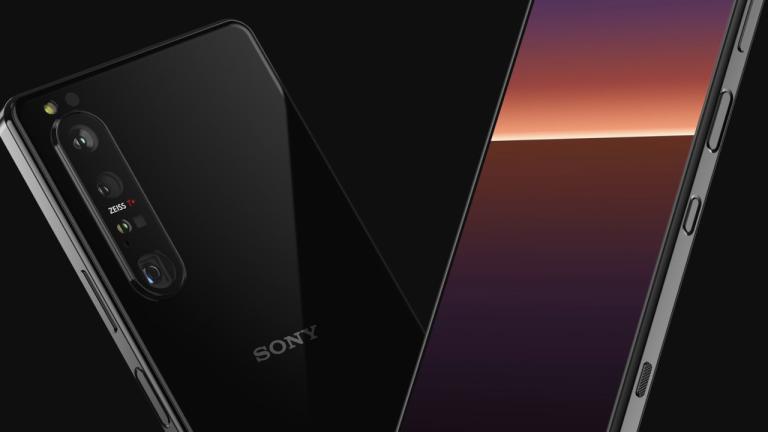 Sony Xperia 1 III renders