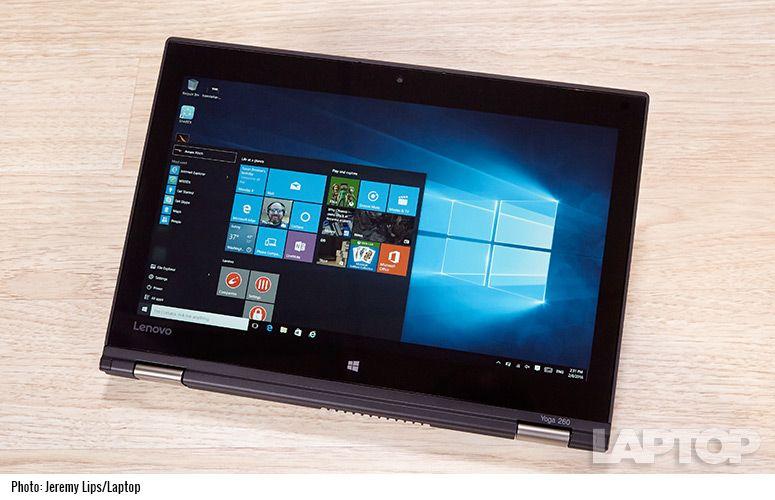 Lenovo Thinkpad Yoga 260 Full Review And Benchmarks Laptop Mag