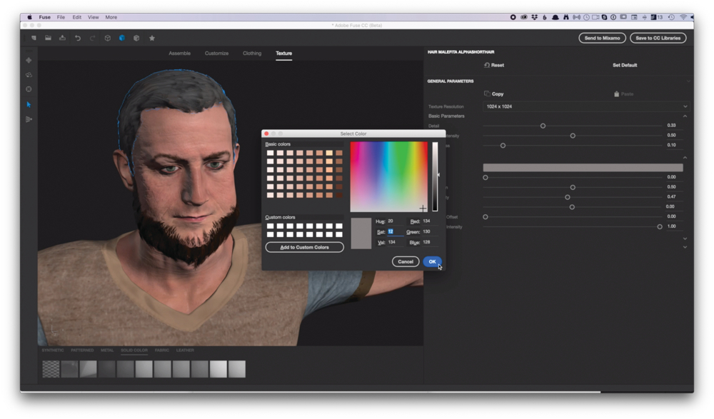 Adobe Fuse: What it is and how to use it to create 3D