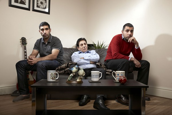 The Siddiqui family on Gogglebox (Channel 4)