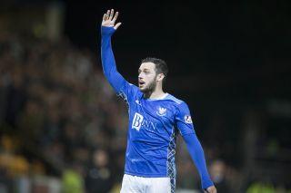 St Johnstone v Celtic – Betfred Cup – Quarter Final – McDiarmid Park
