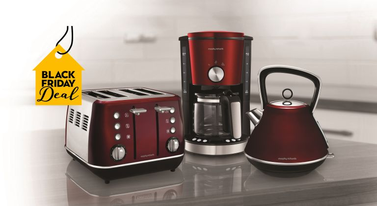 Black Friday Morphy Richards appliance deals