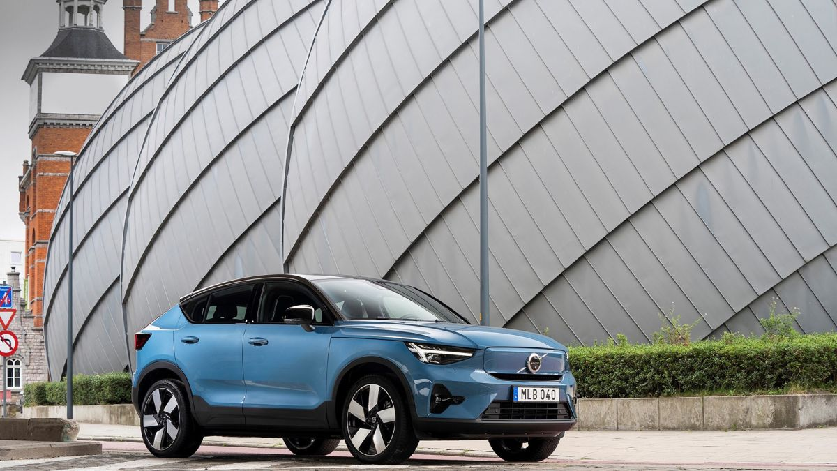 Volvo C40 Recharge review (hands on): An EV that oozes with class