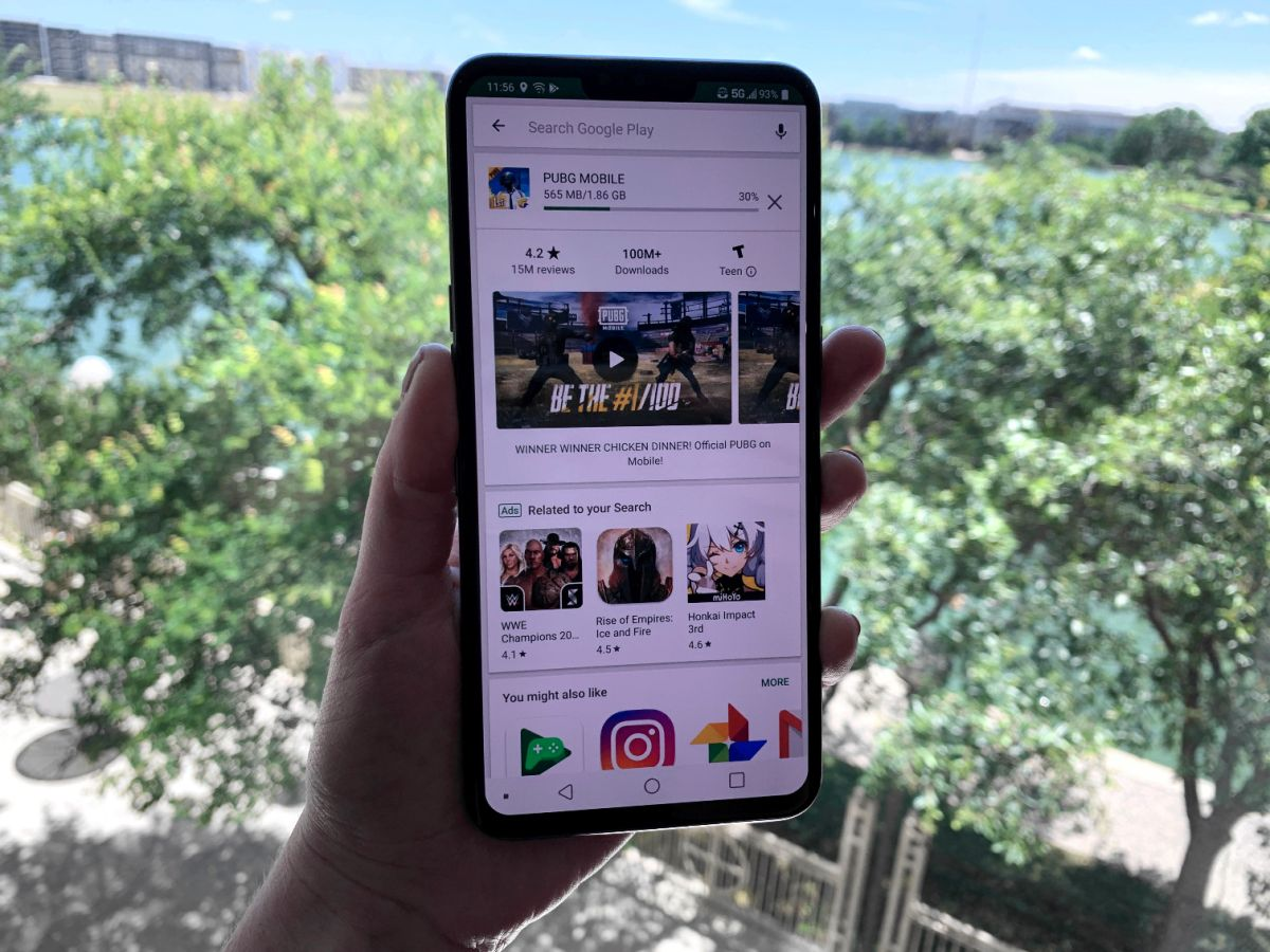 LG V50 ThinQ Hands-On: 5G Results, Release Date, Specs and