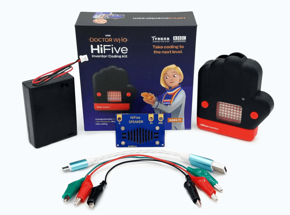 Image of the HiFive Inventor Kit