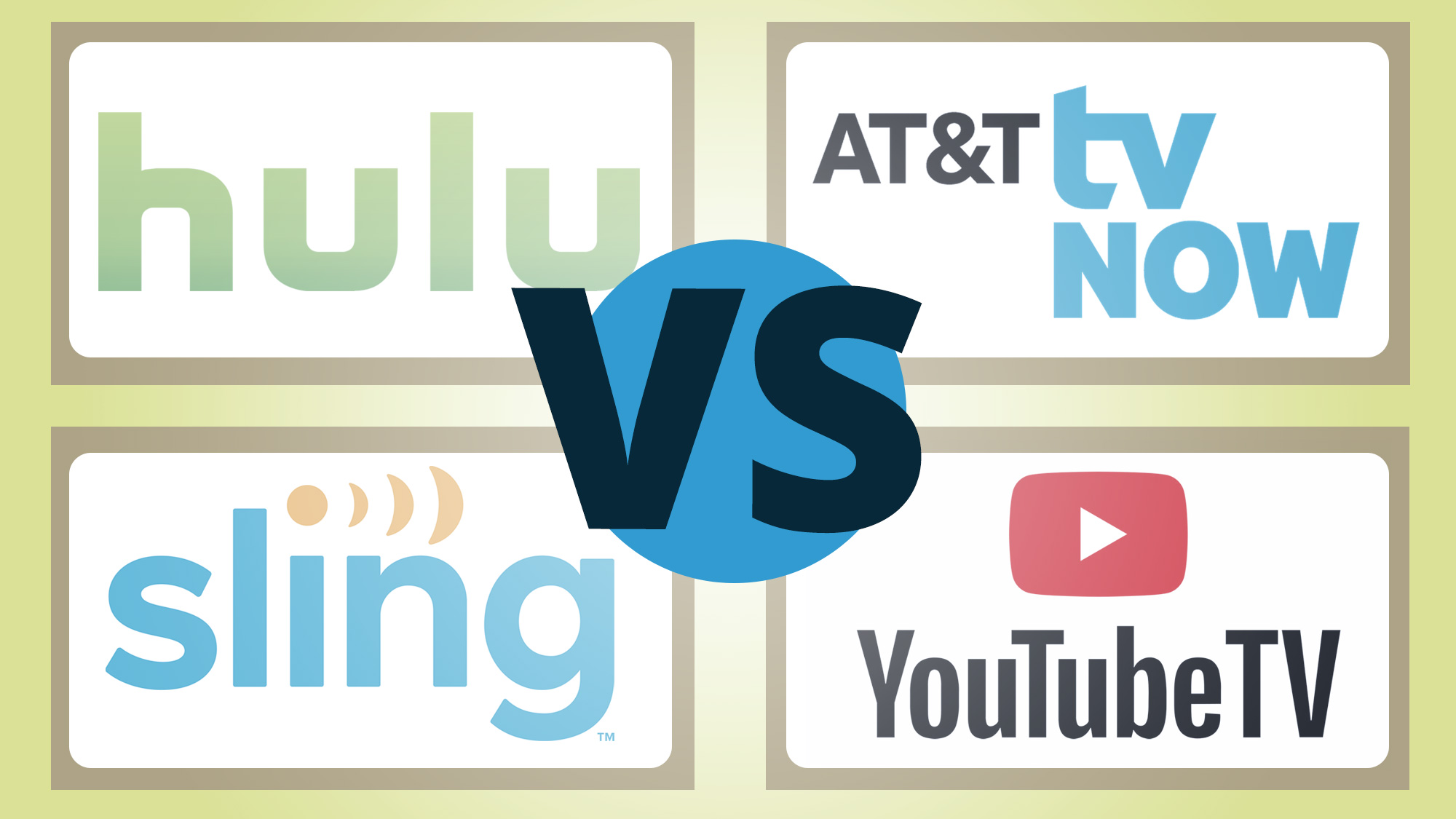 Hulu Live Vs Youtube Tv Vs Sling Vs At T Tv Now Face Off Tom S