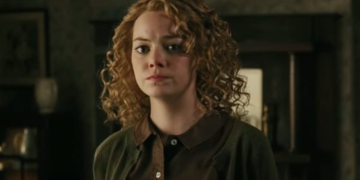 Emma Stone in the film, The Help.