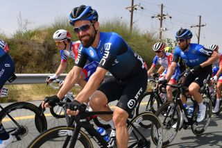 Victor Campenaerts on his debut with NTT Pro Cycling