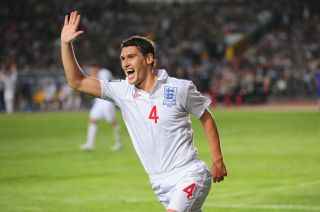 Soccer – FIFA World Cup 2010 – Qualifying Round – Group Six – Kazakhstan v England – Central Stadium