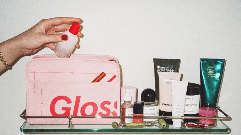 Glossier The Beauty Bag