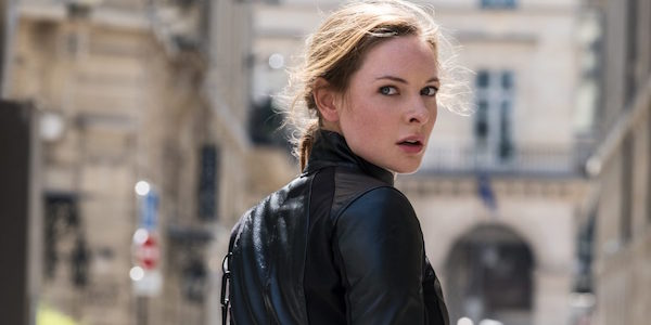 Rebecca Ferguson as Ilsa Faust in Mission: Impossible - Rogue Nation