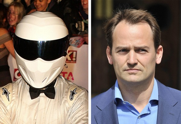 Ben Collins used to be The Stig on Top Gear (PA)