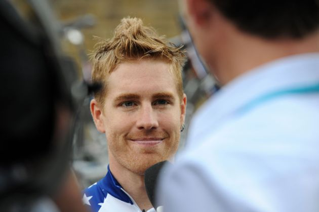 Tyler Farrar, London-Surrey Cycle Classic 2011