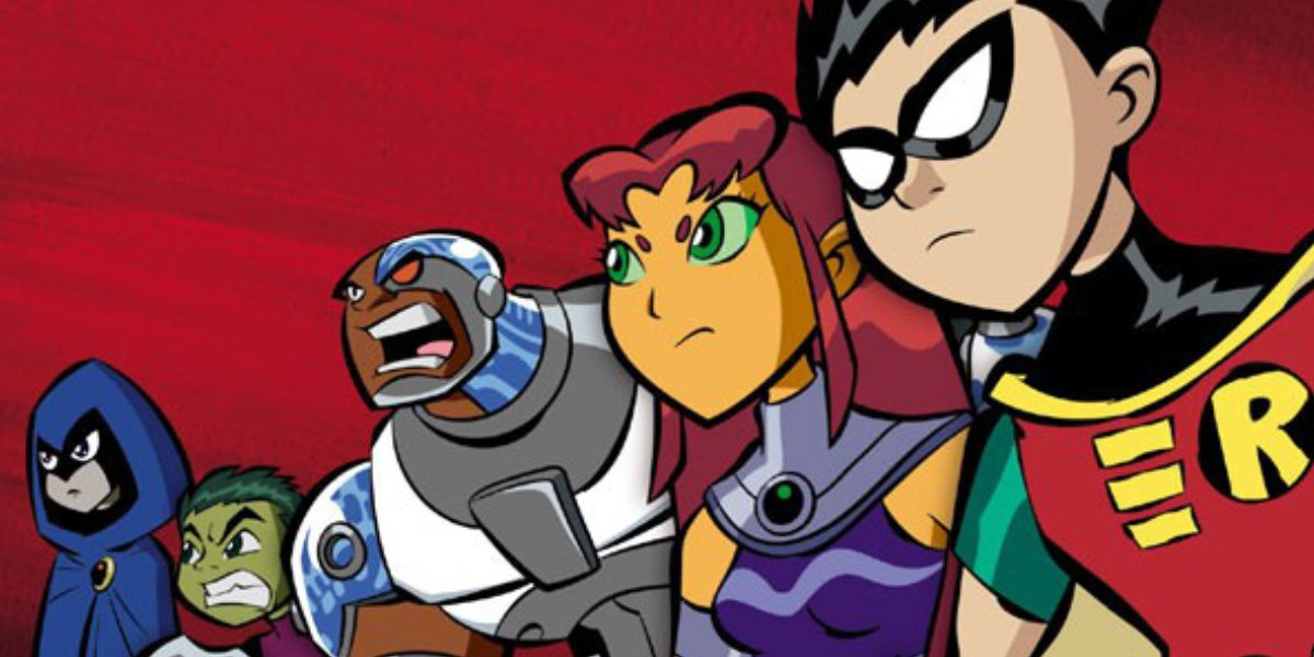 DC's Teen Titans are ready to go