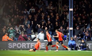 Luton Town v Coventry City – Sky Bet Championship – Kenilworth Road