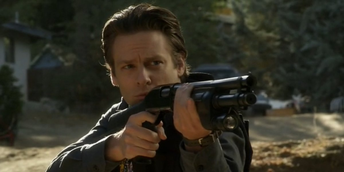 Jacob Pitts on Justified