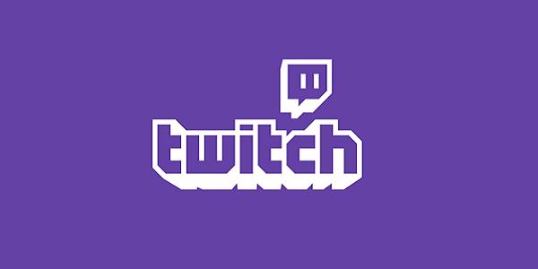 The Twitch logo.