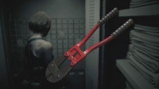 Resident Evil 3 Remake Bolt Cutters Downtown Garage Raccoon City