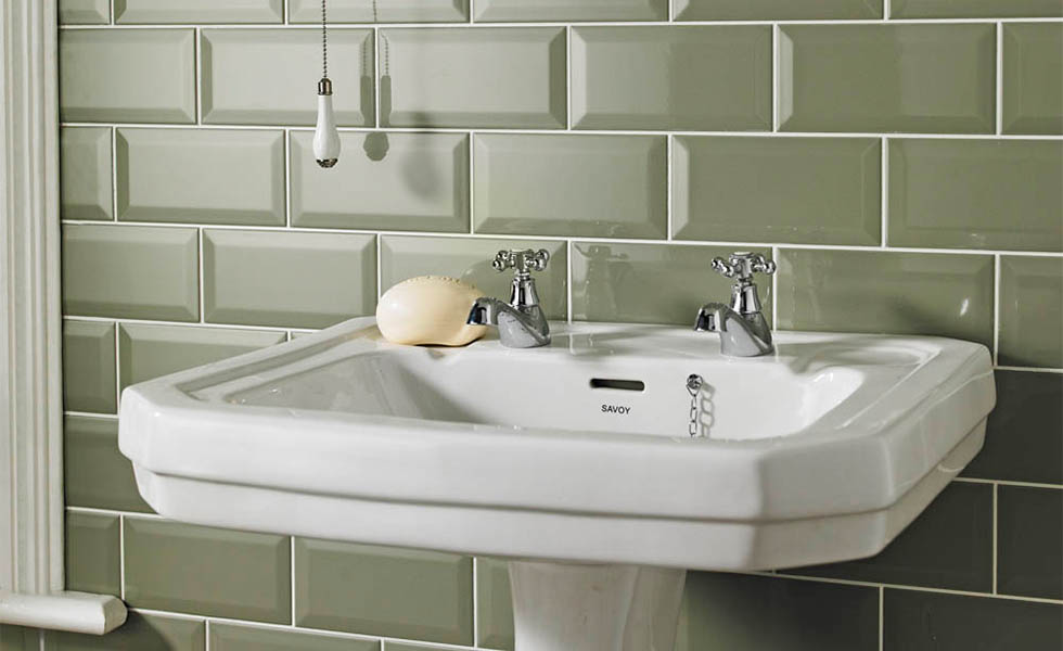 Top tips for choosing grout and adhesive for bathroom tiles | Real Homes
