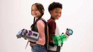 Promotional image of littleBits Avengers Hero Inventor Kit