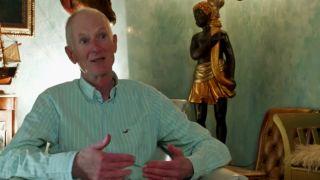 A picture of Van Der Graaf Generator's Peter Hammill
