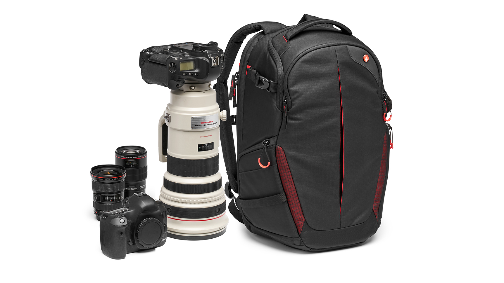 Stylish and secure: Manfrotto unveils a pair of Pro Light RedBee backpacks