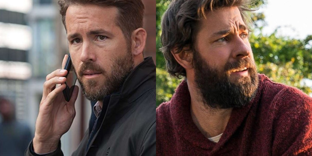 John Krasinski Is Teaming Up With Ryan Reynolds For A Fantasy Comedy