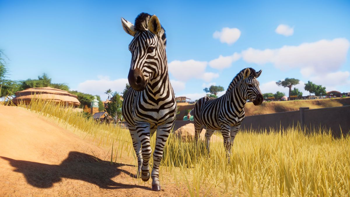 Design and manage a zoo in Frontier's next game, Planet ...