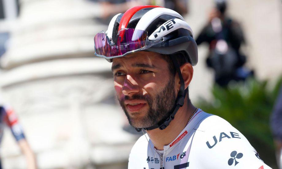 Fernando Gaviria set to miss Tour de France through injury