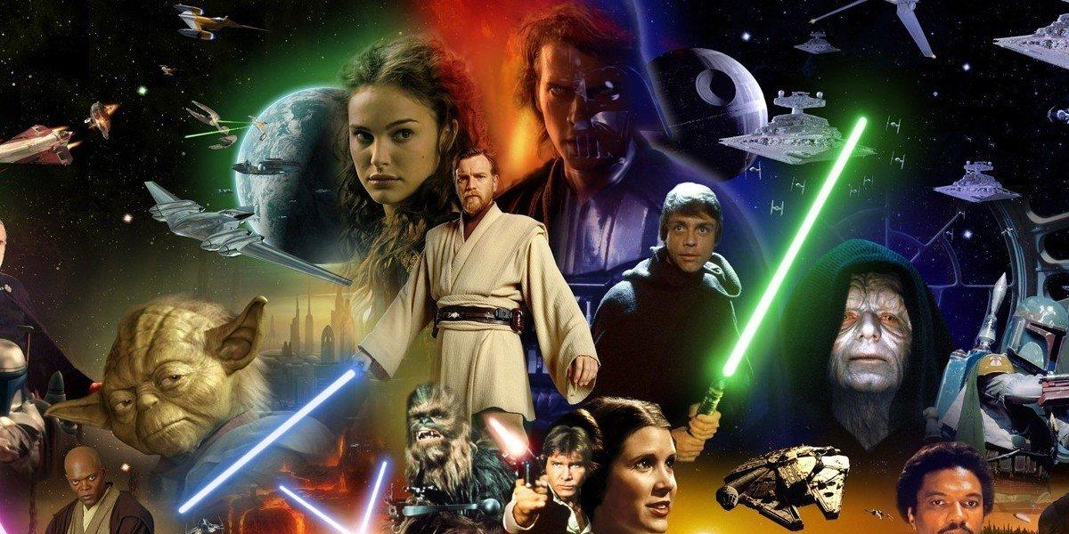 The Star Wars galaxy