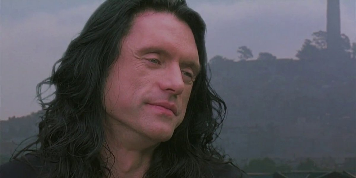 Tommy Wiseau Added Himself To The Suicide Squad Cast, Because Of Course