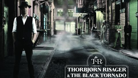 Cover art for Thorbjørn Risager & The Black Tornado - Change My Game album