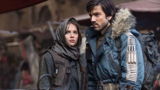 Cassian Andor (Diego Luna) will appear in the Star Wars: Rogue One prequel TV show on Disney+