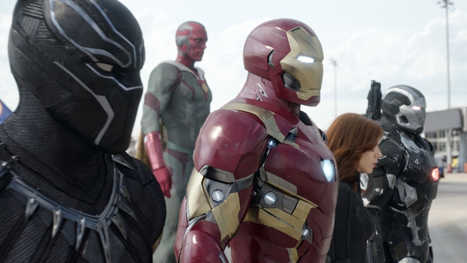 Captain America: Civil War's airport fight scene is even better with