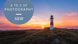 HDR photography example