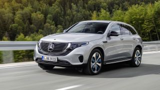 Mercedes Benz Eqc 400 Joins The All Electric Car Bandwagon